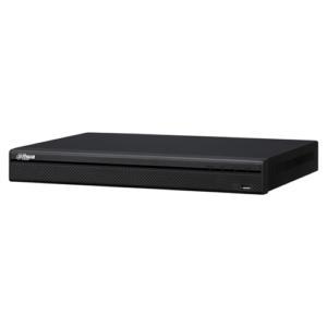 NVR recorder camera installatie